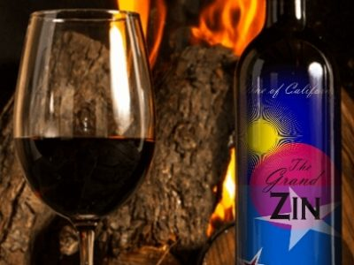Wine label contest